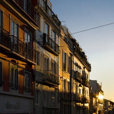 Rua do Poço dos Negros, Lisboa