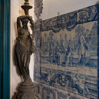 Hidden treasures, the art of ceramic tiles in Lisboa